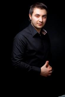 Григорий Галустян - солист джаз-оркестра Предгорье