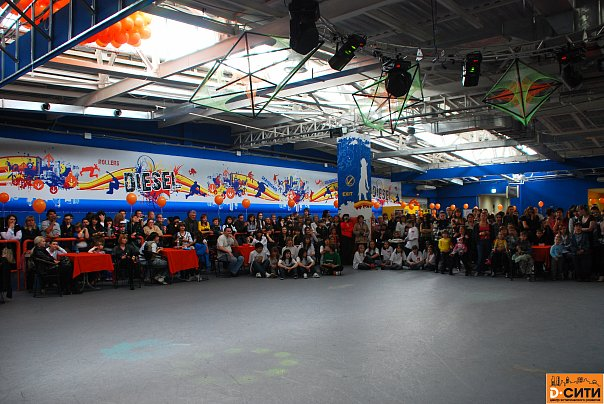 танцевальный фестиваль