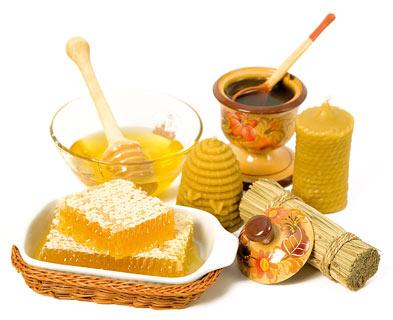 натуральный продукт - мед