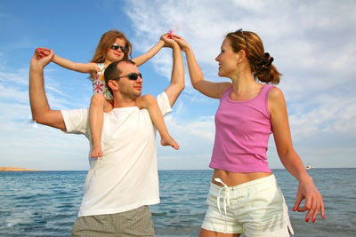 идеи семейного отдыха