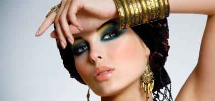 изюминки востоыного макияжа